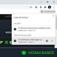 Lista de lectura de Chrome: qué es y cómo funciona