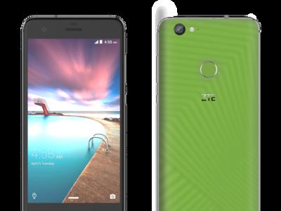 ZTE Hawkeye, así es el smartphone de crowdfunding de ZTE