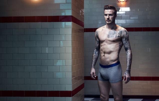 Foto de David Beckham para HM (3/5)