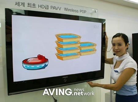 Samsung SPD-50P7HDT, llévatela donde quieras