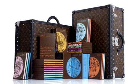 Guías de viaje 2011 de Louis Vuitton