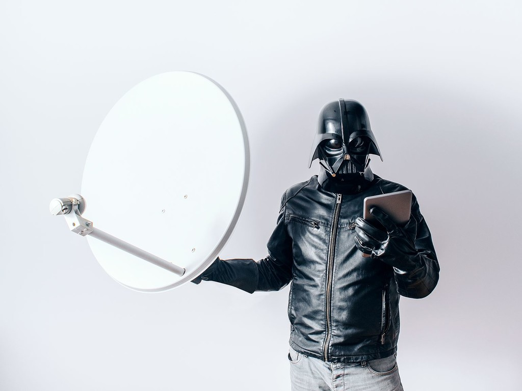 Daily Life Of Darth Vader 6