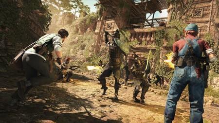 Strange Brigade, de los creadores de Sniper Elite 4, fija su salida para agosto con su historia de muertos en Egipto