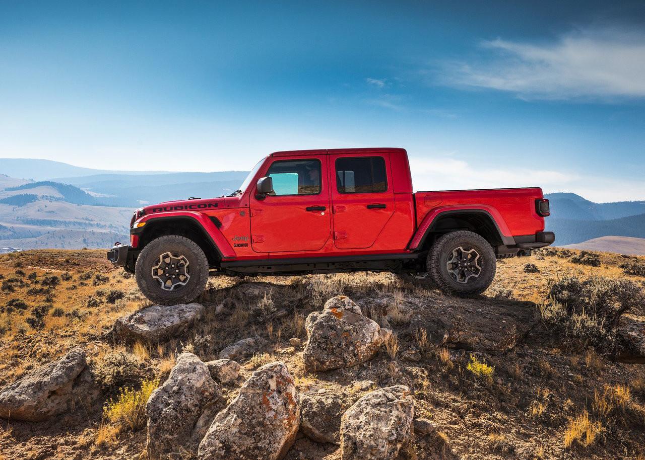 Foto de Jeep Gladiator 2020 (42/51)