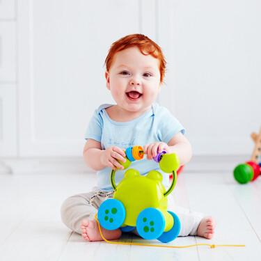 Los 25 mejores juguetes para regalar en Navidad a niños de cero a tres años por menos de 50 euros