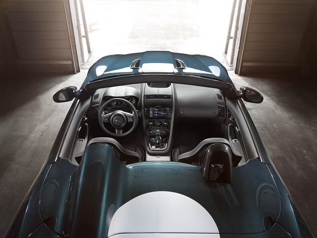 Jaguar F-TYPE Project 7 Hold Your breath, Because the Jaguar F-Type SVR and Wheel Nürburgring Sounds Like This - tinoshare.com - blogowebgo.com