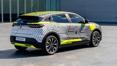 Renault Megane E Tech Electric 2