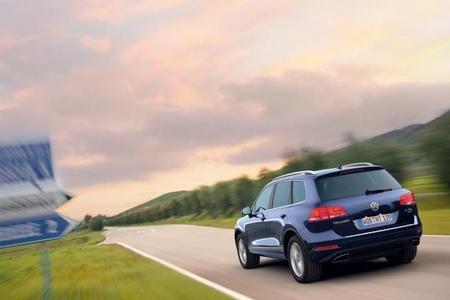Volkswagen Touareg Unlimited