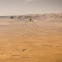 Cómo y a qué hora ver en México el primer vuelo de Ingenuity en Marte: el helicóptero desafiará las condiciones del planeta rojo