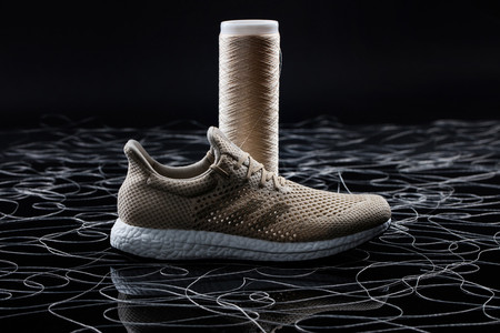 Cuando ya no las uses, estas zapatillas de deporte se disolverán