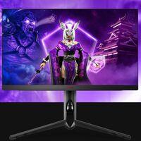 AOC anuncia el monitor AGON PRO AG254FG, un modelo gaming con resolución Full HD, panel a 360 Hz y tiempo de respuesta de 1 ms