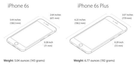 Dimensiones y peso