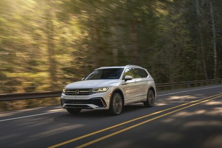 El Volkswagen Tiguan 2022 ya tiene precio en México: llega con rostro renovado y más tecnología