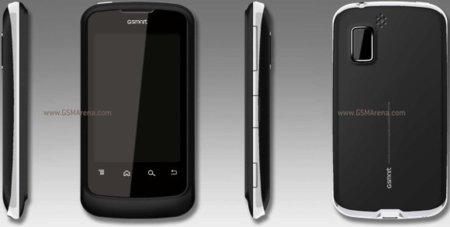 Gigabyte GSmart G1317 Rola, Dual-SIM con Froyo para todos los bolsillos