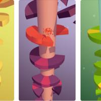 Así es Helix Jump, el adictivo y sencillo juego que acumula millones de descargas en Google Play y App Store