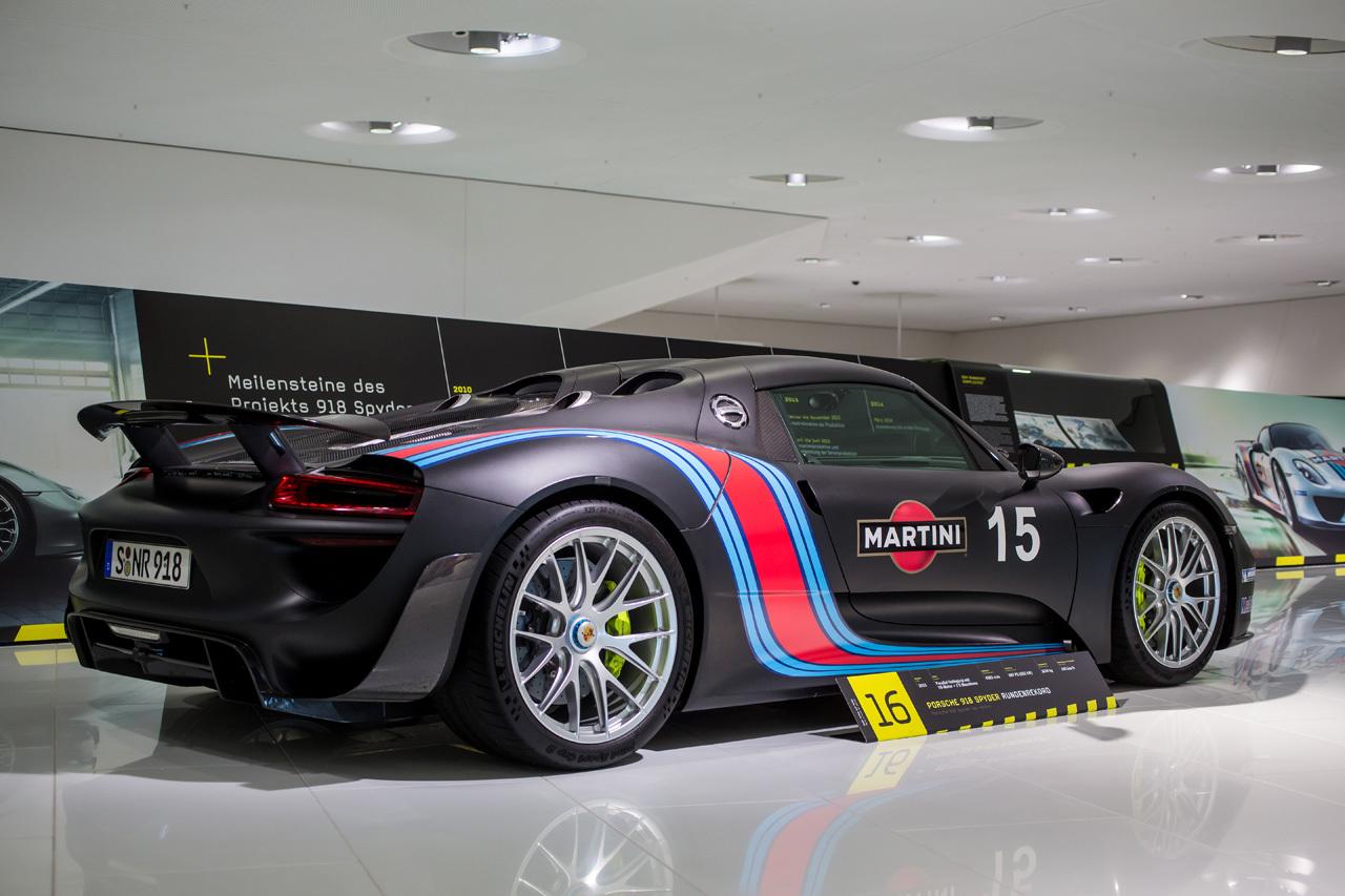 Foto de Museo Porsche - Project: Top Secret! (11/54)