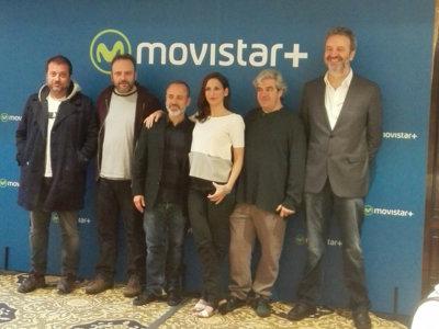 "'Vergüenza' será una ""comedia romántica incómoda"" para Movistar+"