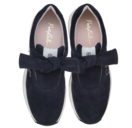 Christy Black Suede Knot Pair Pvp 249