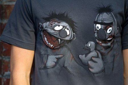 Camiseta Epi y Blas se dan de hostias