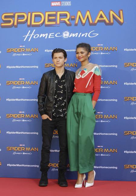 Zendaya Delpozo Spiderman Barcelona 2017 2