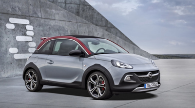 Opel Adam Rocks S, campero y deportivo a partes iguales