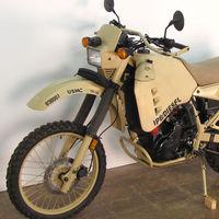 M1030M1, la Kawasaki diésel para los Marines de EE.UU. que gasta sólo 2,5 litros a los 100 km