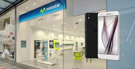 BQ vuelve al catálogo de Movistar, con el retorno de las subvenciones de telón de fondo