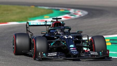 Hamilton Italia F1 2020