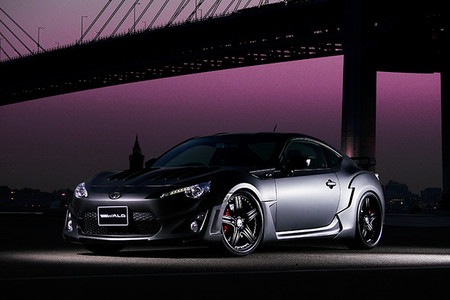 Toyota GT86 by Wald