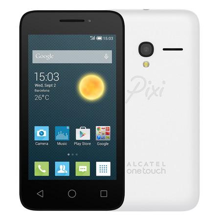 Tu primer smartphone: Alcatel Pixi 3 por 37,90 euros y envío gratuito