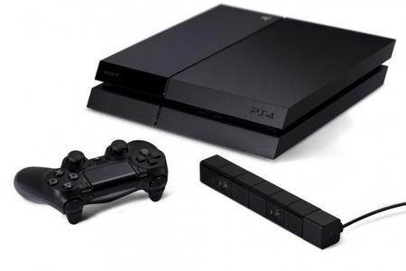 Sony revela el diseño oficial del PlayStation 4