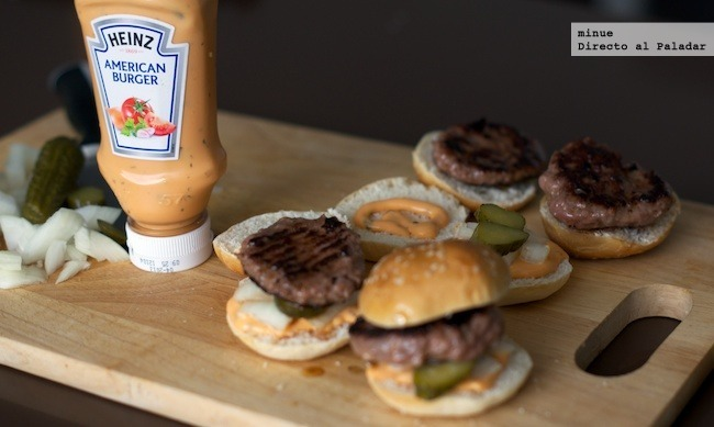 Salsa american burguer de Heinz - la probamos