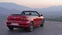 El Volkswagen Golf Cabriolet se destapa en Ginebra
