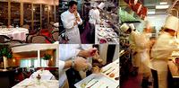 Cena de gala con seis de los diez mejores chefs del mundo en Charlie Trotter