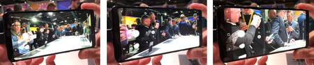 Samsung Galaxy A9 Modos Camara