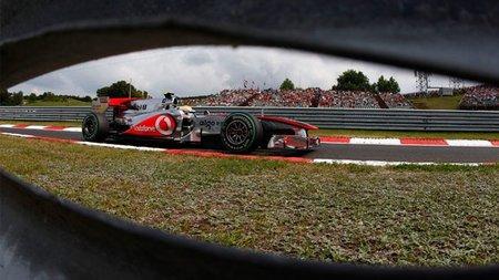 McLaren no utilizará el F-Duct en Monza