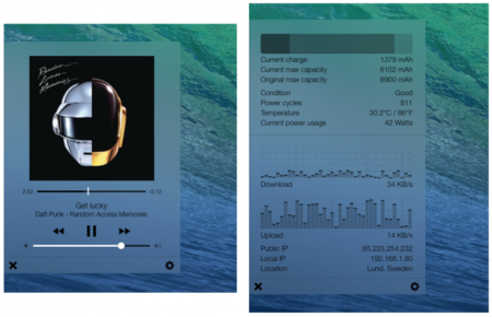 Cindori nos trae otro Control Center para OS X