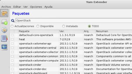 Fedora 19 Beta, OpenStack
