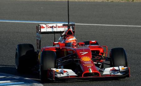 Ferrari podría haber estado guardándose rendimiento en Jerez