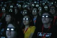 Gafas 3D en el cine, ante todo cuidado y sentido común