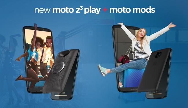 Moto Z3 Play 'Power Edition' llega a España: disponibilidad y precio oficial