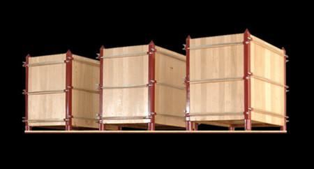 Roc Cuve, barricas cuadradas para vino