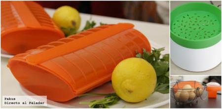 Nueve consejos para usar m s tu horno microondas - Como cocinar al vapor en microondas ...
