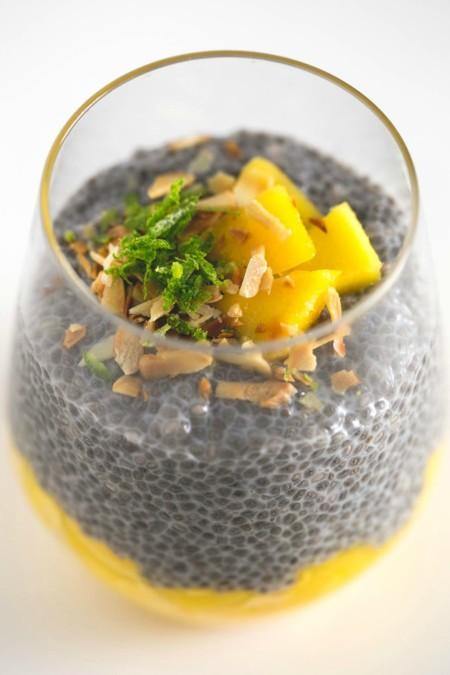 Pudin De Chia Y Mango 2