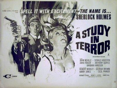 'Estudio de terror', Sherlock Holmes tras Jack el destripador