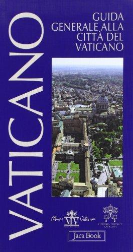 Guía oficial del Vaticano: Una guía como Dios manda