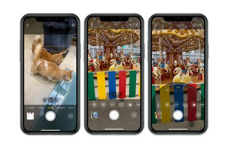 Iphone 11 Pro App Camara
