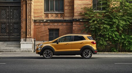 Ford Ecosport Active 2020 12