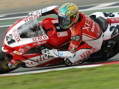 Troy Bayliss destroza el record de Phillip Island