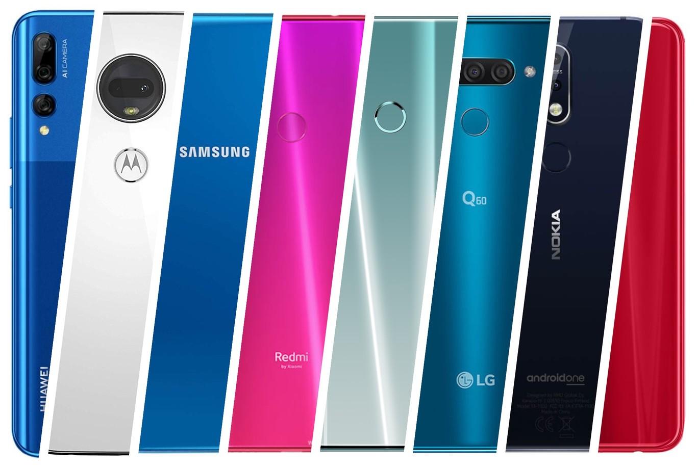 9e15bead775 Estos son los 13 mejores smartphones que puedes comprar en México por 7,000  pesos o menos (Edición 2019)